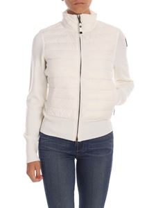 Parajumpers - Farr cardigan in ivory color