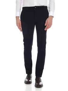 Department 5 - Blue corduroy trousers