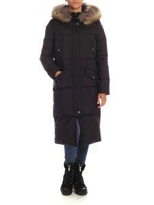 Parajumpers - Pouff down jacket in black