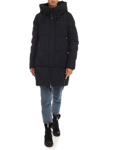 Parajumpers - Janet down jacket in blue