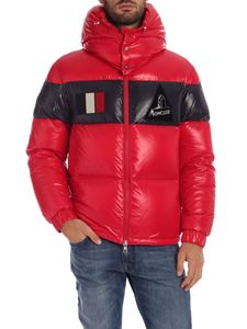 Moncler - Gary down jacket in red