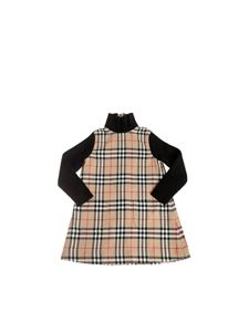 Burberry - Adeline dress with Vintage check pattern