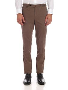 PT01 - Super Slim Fit trousers in brown