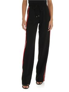 Tommy Hilfiger - TH Essential trousers in black