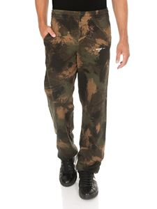Off-White - Incompiuto Camouflage pants