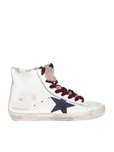 Golden Goose Deluxe Brand - Francy sneakers in white with Furry detail