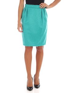 Max Mara - Turchia skirt in turquoise color