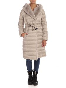 Max Mara - Noverex down jacket in beige