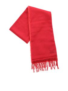Max Mara - Allegra scarf in red