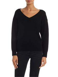 Diane von Fürstenberg - Everest pullover in black
