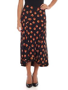 Diane von Fürstenberg - Debra skirt in black