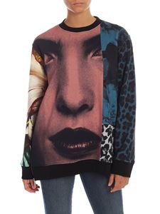 Paul Smith - Sweatshirt with multicolor print