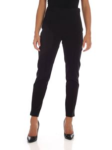 PS by Paul Smith - Black trousers with stitched pleat