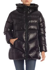 Woolrich - Packable Birch down jacket in black