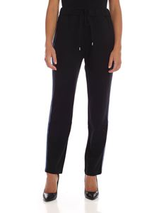 PS by Paul Smith - Black trousers with side bands