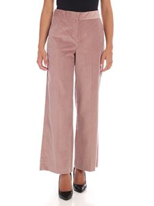 S Max Mara - Stiria trousers in pink