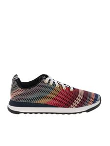 PS by Paul Smith - Multicolor Swirl Rappid sneakers