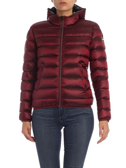 Colmar - Place down jacket in burgundy
