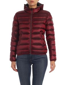 Colmar Originals - Place down jacket in burgundy