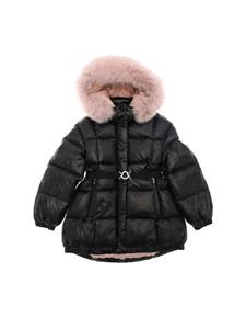 Moncler Jr - Parana down jacket in black