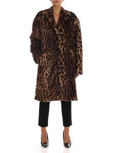 N° 21 - Brown and black animalier faux fur