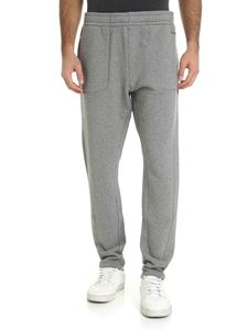 Z Zegna - Grey cotton sweatpants