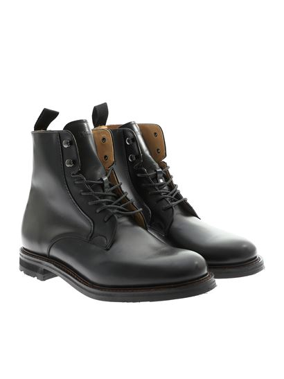 Church's - Wootton ankle boots in black
