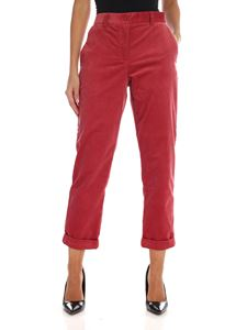 PS by Paul Smith - Red corduroy trousers