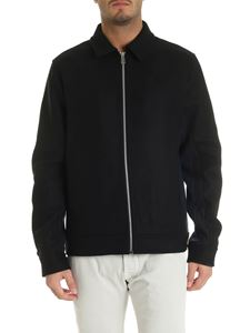 PS by Paul Smith - Black jacket with blue details