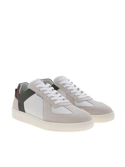 PS by Paul Smith - Sneakers bianche e grigie