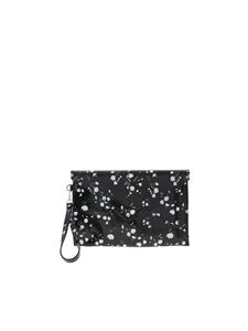 Gum Gianni Chiarini - Multiprint clutch bag