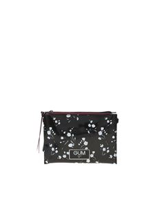 Gum Gianni Chiarini - Multiprint medium shoulder bag