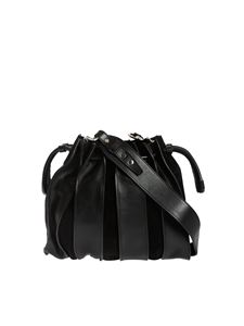Isabel Marant - Slyta bag in black leather