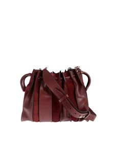 Isabel Marant - Slyta bag in brown leather