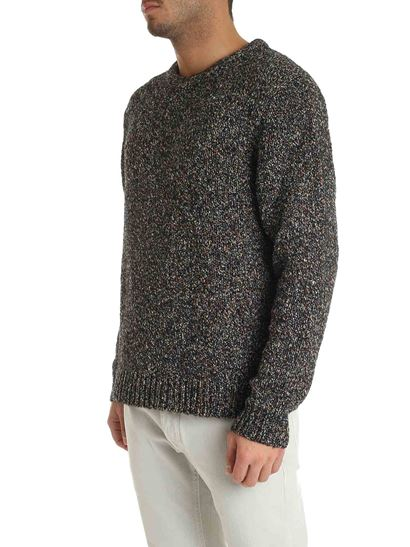 PS by Paul Smith - Pullover girocollo multicolor