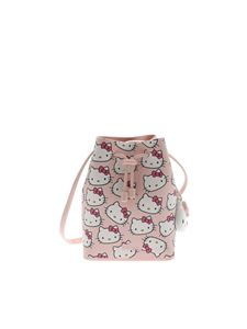 Melissa - Mini secchiello rosa Hello Kitty