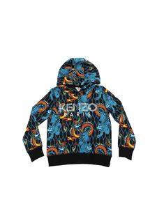Kenzo - Dragon print sweatshirt in black