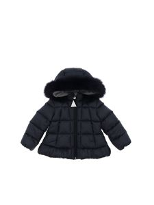 Moncler Jr - Verney down jacket in blue
