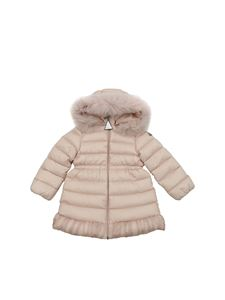 Moncler Jr - Nouvelle down jacket in pink