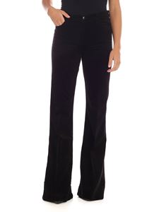 J Brand - Valentina trousers in black