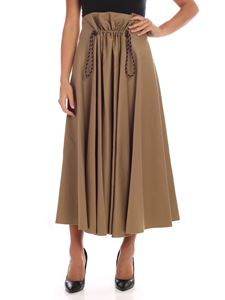 Golden Goose Deluxe Brand - Ayame skirt in beige