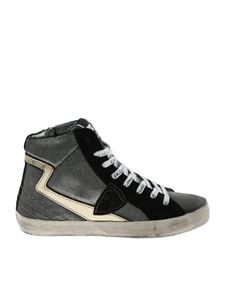 Philippe Model - Paris sneakers in calf hair