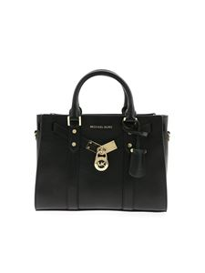 Michael Kors - Nouveau Hamilton handbag in black