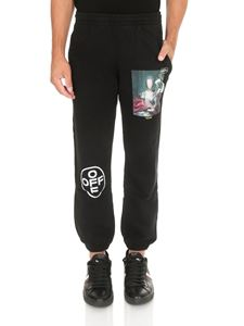 Off-White - Mariana De Silva sweatpants in black