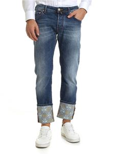 Jacob Cohën - Special Edition jeans in blue