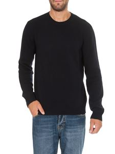Valentino - Rockstud sweater in navy blue