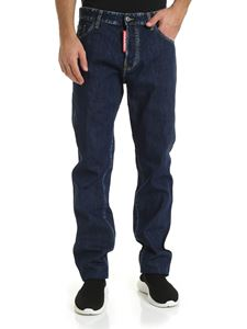 Dsquared2 - Mercury jeans in blue color