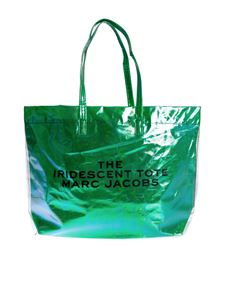 Marc Jacobs  - The Iridescent Tote in Green Multi