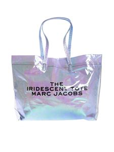 Marc Jacobs  - The Iridescent Tote in Blue Ice