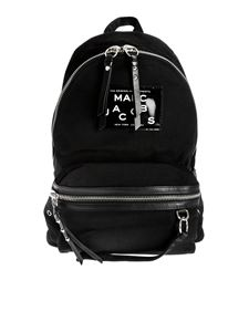 Marc Jacobs  - The Rock Backpack in black